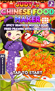 Judy's Chinese Food Maker2