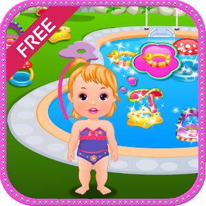Outside Pool Baby Care for PC and MAC