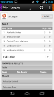 Screenshot of SBS The World Game