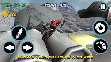 Snow Moto Racing Xtreme 1.0 screenshot 92199