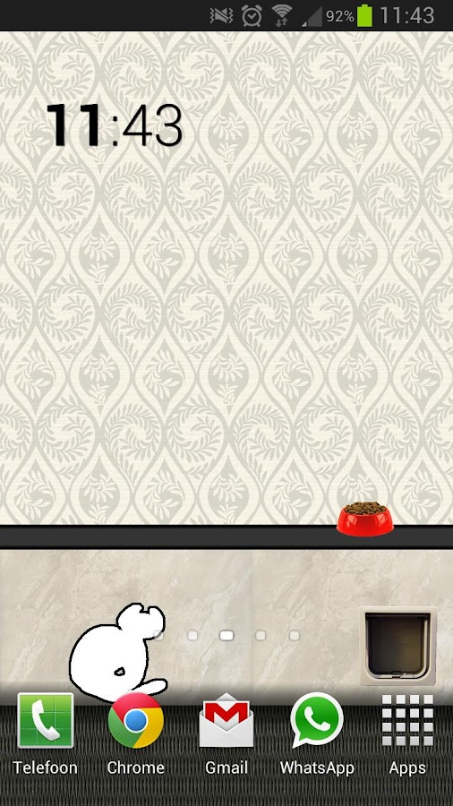 Animated Cat Live Wall Free - screenshot