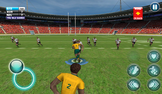 Jonah Lomu Rugby: Gold Edition- screenshot thumbnail