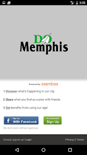 DoMemphis - Memphis Events- screenshot thumbnail