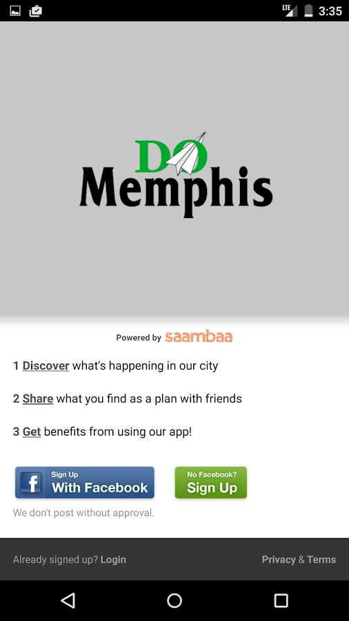 DoMemphis - Memphis Events- screenshot