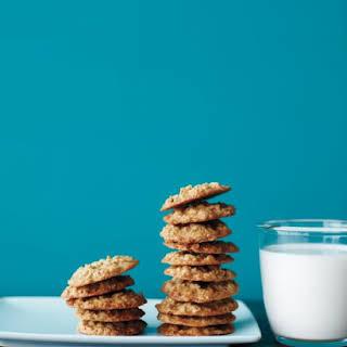 Maple-Oatmeal Cookies.