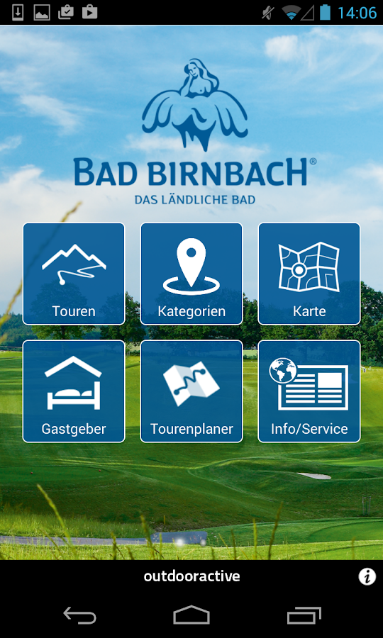 Bad Birnbach–Das ländliche Bad- screenshot