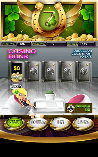 Lucky 7 Slot Machine HD Screen Capture 2