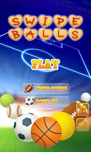 Swipe Balls
