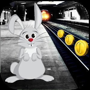 Subway Bunny Run for PC and MAC
