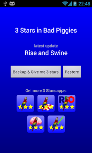3 Stars in Piggies - screenshot thumbnail