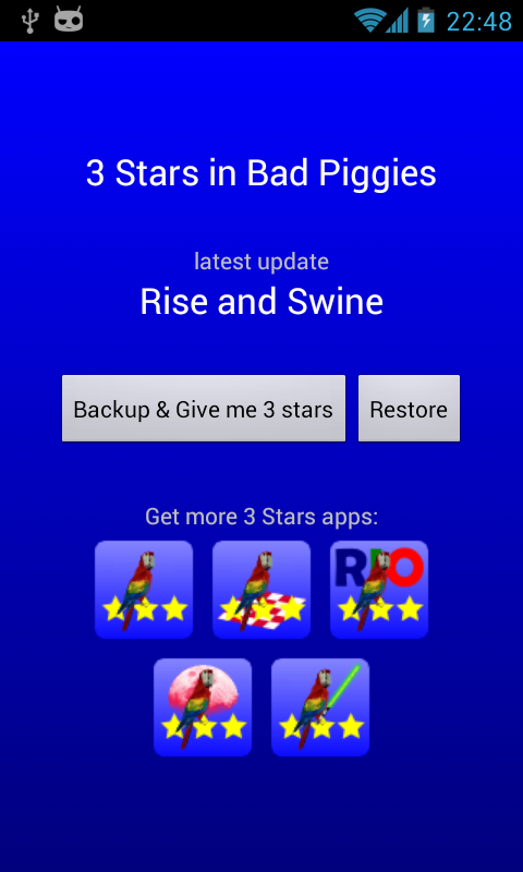 3 Stars in Piggies - screenshot