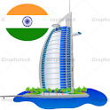 UAE Helper (NRI Kerala) logo