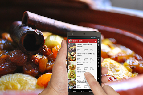 Tajine recettes android apps on google play for Allez cuisine translation