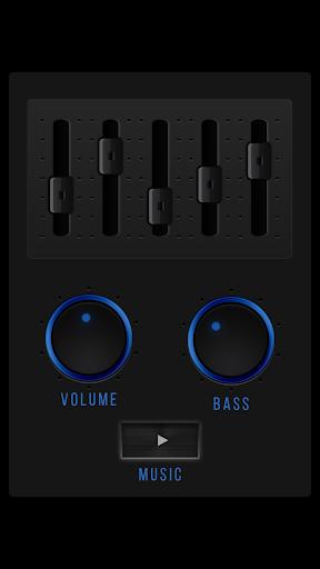 音樂音量均衡器EQ