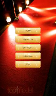 GNTM Quiz - screenshot thumbnail