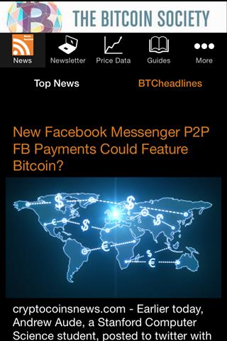 The Bitcoin Society