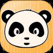 Tap The Opposite Panda