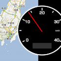 CycloMeter (Speedometer) logo