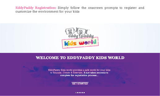 EddyPaddy KidsWorld -Fun World - screenshot thumbnail