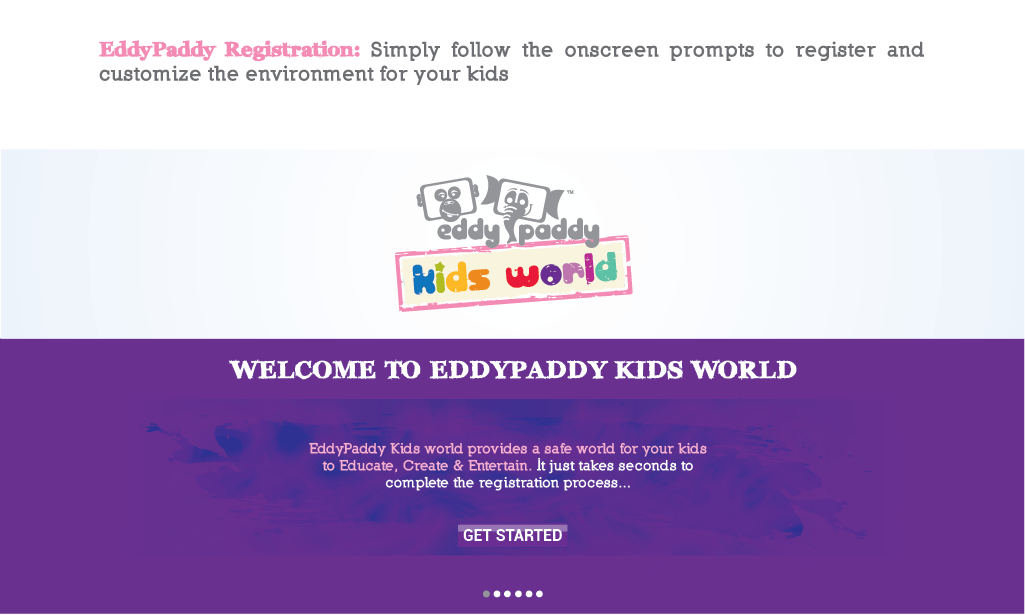 EddyPaddy KidsWorld -Fun World - screenshot