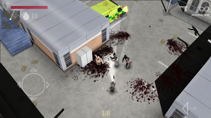 Aftermath XHD- screenshot