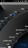 Screenshot of ELECOM File Manager (Explorer)