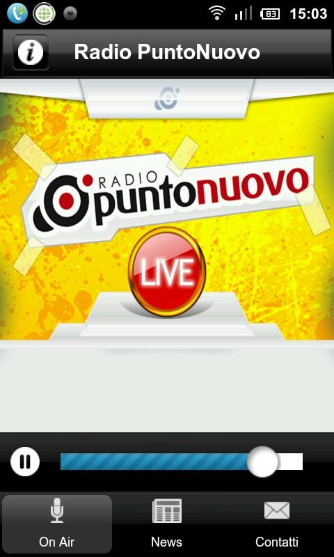 Radio Punto Nuovo - screenshot