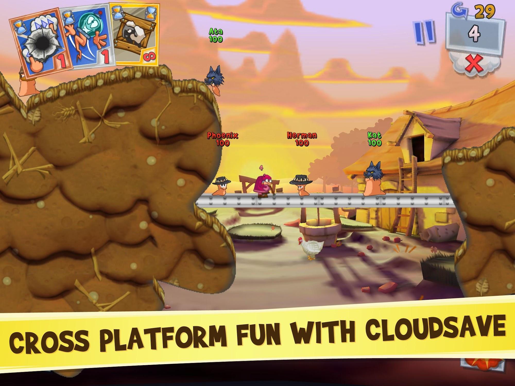 Worms 3 screenshot #16