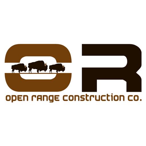 Open Range Construction Co. LOGO-APP點子