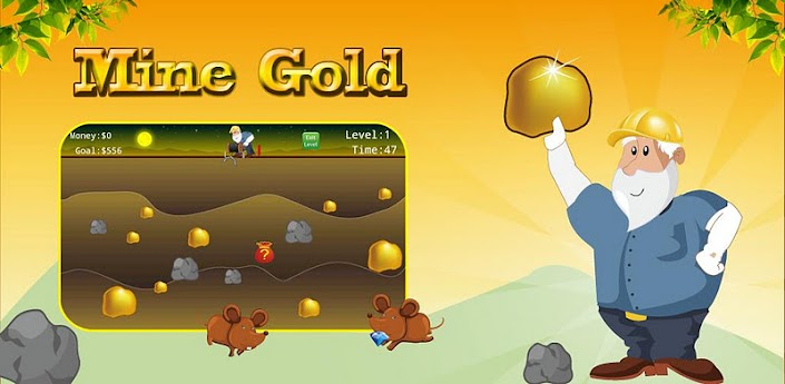 Mine Gold (Gold Miner 2)