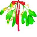 Mistletoe Roulette logo