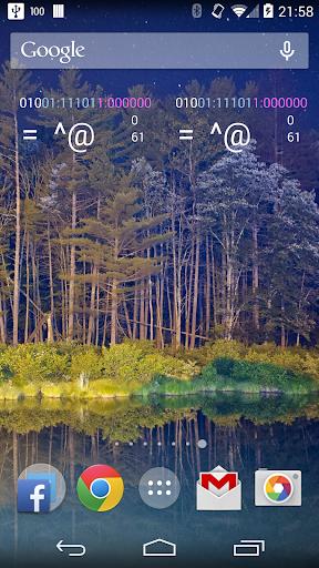 【免費工具App】AsciiClock-APP點子