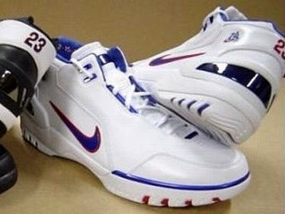 Los Angeles  04 All-Star Game LeBron James Rare AZGs  d5cb1d642
