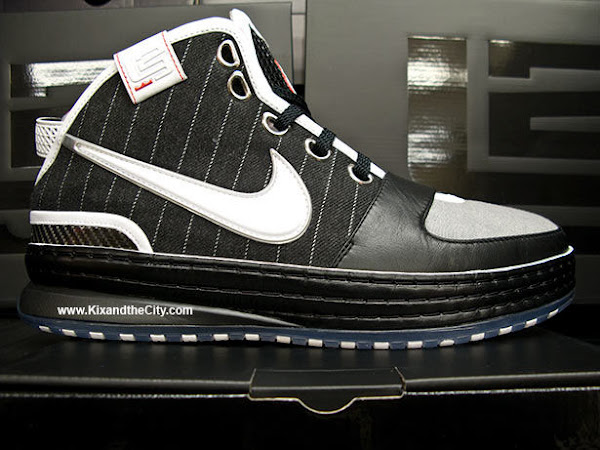 142800ce589 8216Business8217 and 8216Athlete8217 Nike Zoom LeBron VI Actual Photos ...