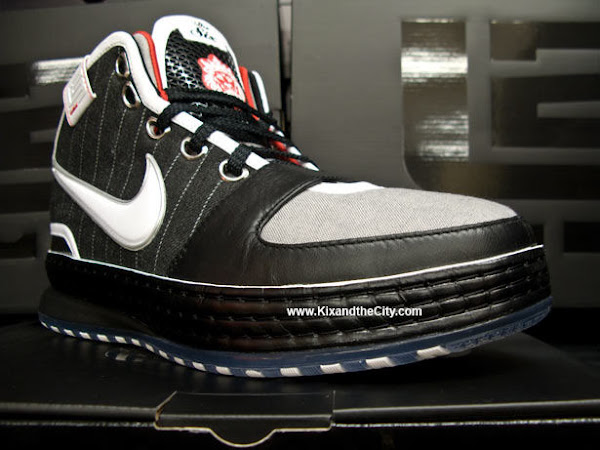 4c2b86891a3 ... 8216Business8217 and 8216Athlete8217 Nike Zoom LeBron VI Actual Photos  ...