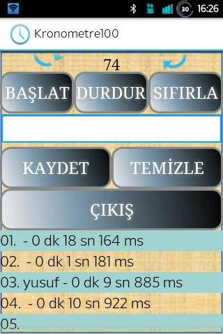 【免費工具App】Kronometre Pro-APP點子