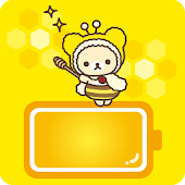 Rilakkuma Battery Widget 11