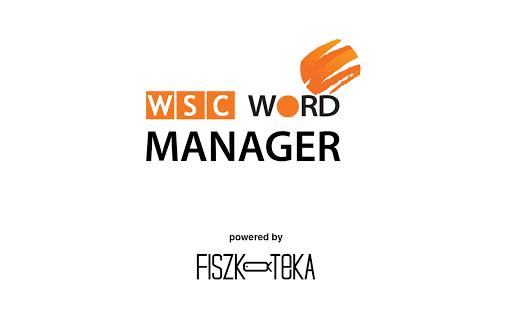 【免費教育App】WSC Word Manager-APP點子