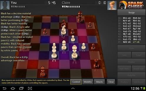 SparkChess HD- screenshot thumbnail