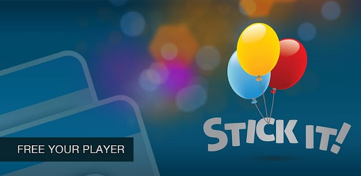 Stick it! (Pop-up Player) apk