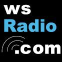wsRadio.com Mobile logo