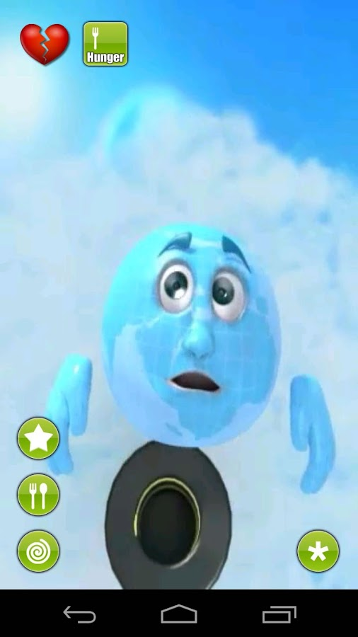 Talking Planet Earth - screenshot