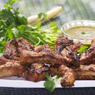 THAI COCONUT RIBS