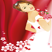 Sexy City Bride Dress Up Game