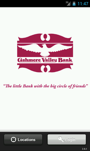 Cashmere Valley Bank - Mobile