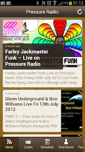 Pressure Radio- screenshot thumbnail