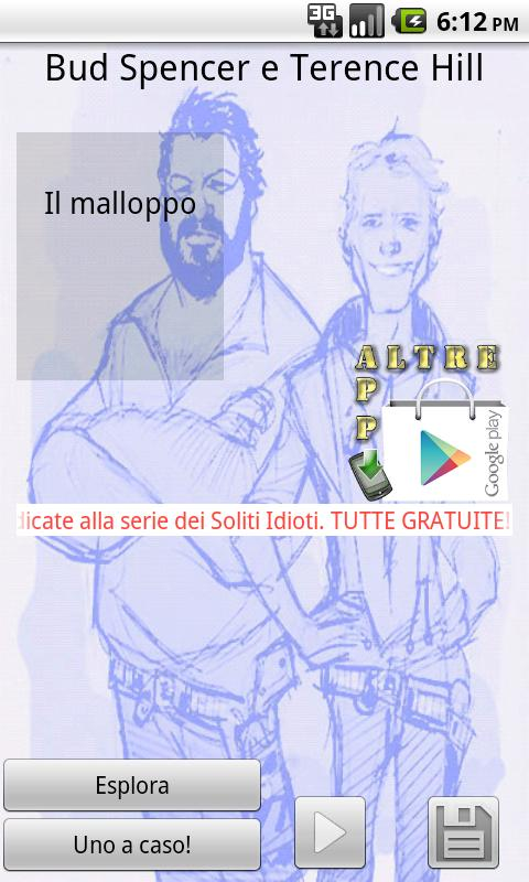 Bud Spencer Terence Hill Audio - screenshot