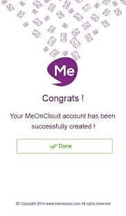 MeOnCloud- screenshot thumbnail