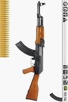 Screenshot of AK-47 Fire