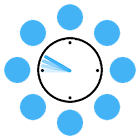 Screen Bright Timer icon
